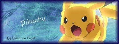 Sign-pikachu